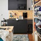 Cuisine IKEA pour étudiant