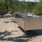 Des cuisines d'été pour tous les styles