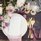 Pour une déco de table réussie pour la Saint-Valentin, pensez aux détails !