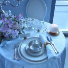 Une décoration de table ultra romantique