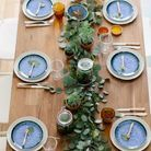Deco de table kinfolk