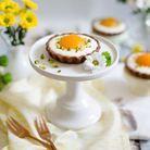Une déco de table décalée pour Pâques