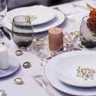 Deco Table Elegante