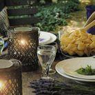 Embaumez votre table champêtre avec des tiges de lavande