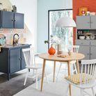 Meuble de cuisine : des placards en hauteur