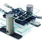 Appareil raclette 4 Transparence Lagrange