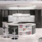Si vous rêvez d'une cuisine ultra moderne…