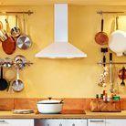 Des éléments de cuisine fonctionnels