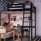 petit_ salon_ avec_ mezzanine_IKEA