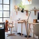 Une chaise de bureau nouvelle génération