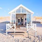 Tiny house sur la plage