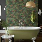 Jouez la carte exotique dans la salle de bains