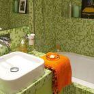 Les couleurs s'invitent dans la salle de bains