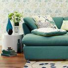 Un meuble d'appoint pour décorer le coin canapé