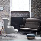 Parier sur des assises design dans un petit salon