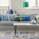 Adoptez la housse de canapé