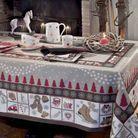 Linge de table chalet beauville