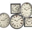Horloge campagne comptoir de familles