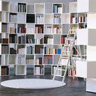 Cloison bibliotheque