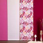 Panneaux japonais nuances de rose