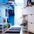 3. Installer un meuble à chaussures