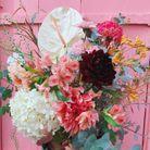 Un bouquet de fleurs parce qu'on n'en a jamais assez