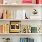 Rangez vos livres dans une bibliothèque en fonction de leur couleurs
