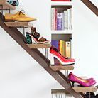 Des chaussures qui montent, qui montent…