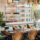 Le restaurant du Perchoir Porte de Versailles imaginé par Fanny Perrier