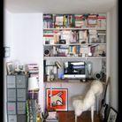 Le bureau astucieux de Sabrina