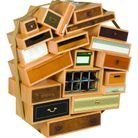Chest of Drawers par Tejo Remy