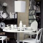 "Papier-peint ""Guenuinfake bookshelf"""