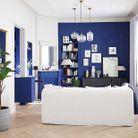 Comment raccourcir une pièce avec de la peinture ?