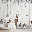 Papier peint XXL animalier