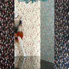 Du papier peint pour créer un dressing en relief