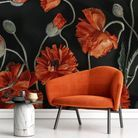 Papier peint fleuri Superwall de Paper Mint