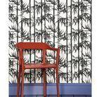 Papier peint tendance exotique : les bambous