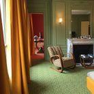 Mariage n°2 : olive et safran par Charlotte Macaux Perelman, architecte d'intérieur, co-directrice artistique de la ligne Maison d'Hermès