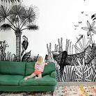 Le mur de la jungle