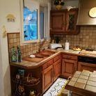 AVANT #2 : une cuisine très vieillotte