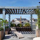 Après #3 : la même terrasse devenue très agréable