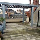 Avant #3 : une terrasse qui mérite un rafraîchissement