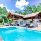 Une villa de charme dans les Landes