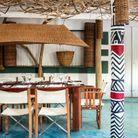 Jacaré Do Brazil, restaurant esprit paillote de bord de mer