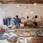 Joinery, concept-store tendance