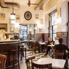 La belle Aurore, brasserie à la parisienne