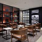 Japan Airlines First Class Lounge, Aéroport Haneda à Tokyo, Japon