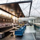 Qantas Lounge à Hong Kong (Sumu Design), Hong Kong