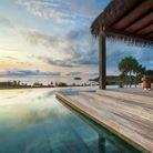 Residence vue mer avec piscine, Six Senses Fiji