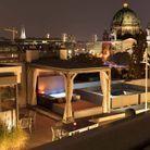 Penthouse avec vue imprenable sur la ville à Berlin